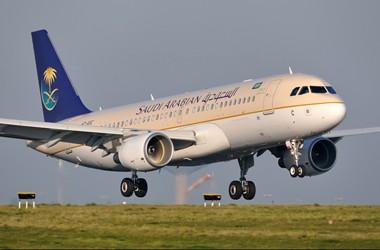 Saudi-Air-lines